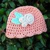 Baby Belle free crochet pattern