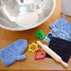 Little Baker Set free crochet pattern