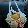 Big Orange Bag free crochet pattern