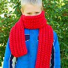 Big Red free crochet pattern