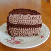 birthday cake free crochet pattern