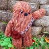 chwbacca wookie crochet pattern