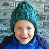 Cold Snap Cap free crochet pattern