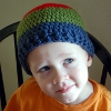 Cool Hat free crochet pattern