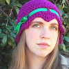 Crocus Cloche free crochet pattern