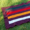 Deciduous Stripes free crochet pattern