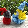 Fairy Tale Finger Puppets free crochet pattern