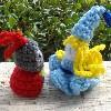 Fairy Tale Finger Puppets free crochet pattern