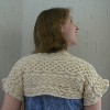 Gratuitous Cables Shrug free knitting pattern