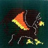 Gryphon Chart free crochet pattern