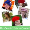 Handmade Hats to Crochet sale crochet pattern