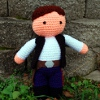 My Friend Han Solo sale crochet pattern