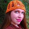Harvest Festival Hat free crochet pattern