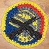 Honor Guard Coaster free crochet pattern