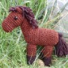Sweet Little Horse sale crochet pattern