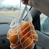 Little Orange Bag free crochet pattern