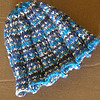 Magic Stripes Newborn Hat free knitting pattern