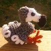Mauritius Dodo free crochet pattern
