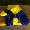 My Baby Mittens free crochet pattern