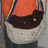 Noah's Ark Tote Bag free crochet pattern
