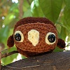 Little Owlet free crochet pattern