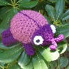 jungle bugs crochet toy pattern