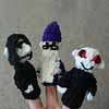 Pocket Potter Puppet Pals Adults free crochet pattern