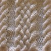 ropes and braid cable motif free knitting patterns