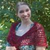 Rose Petal Shawlette free crochet pattern