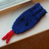 Snake 'Sock Puppet' free knitting pattern