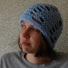 spring by the pacific hat free crochet pattern