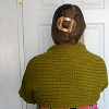 Spring Fever Shrug free crochet pattern