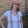 Spun Sugar Scarf free crochet pattern