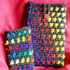 Stained Glass Device Cozy free crochet pattern