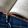 Summer Reading Bookmark free crochet pattern