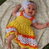 Sunshine and Marmalade free crochet pattern
