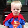 Superkid Cape free crochet pattern