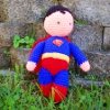 My Hero Superman sale crochet pattern
