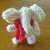tiny white elephant free knitting pattern