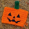 Trick or Tote free crochet pattern