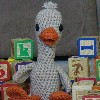 Smaller Ugly Duckling free crochet pattern
