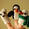 Winter Puppet Pals free crochet pattern