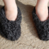 Zippy Little Slippers free knitting pattern