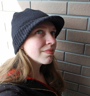 Crochet Geek - Free Instructions and Patterns: Crochet Beanie Cap