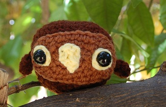 kawaii little owlet free amigurumi crochet pattern