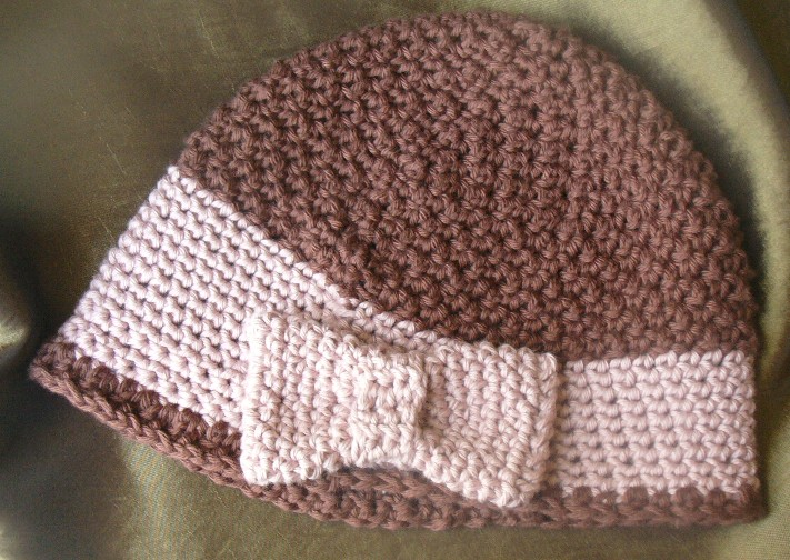 Casco Bay Baby Roll Brim Hat Pattern, Patterns - Halcyon Yarn