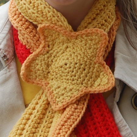 EASY CROCHET SCARF PATTERN FOR KIDS | CROCHET PATTERNS