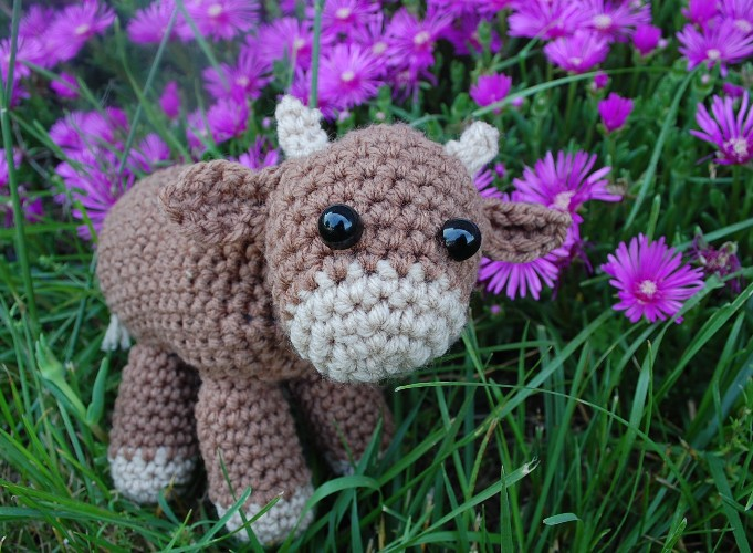 Sweet Little Cow Crochet Pattern Inner Child Crochet