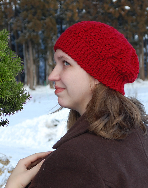 Sweetbrier crochet hat pattern
