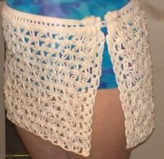 Free Crochet Pattern For Beach Wrap : Patterns BEACH WRAP PATTERN